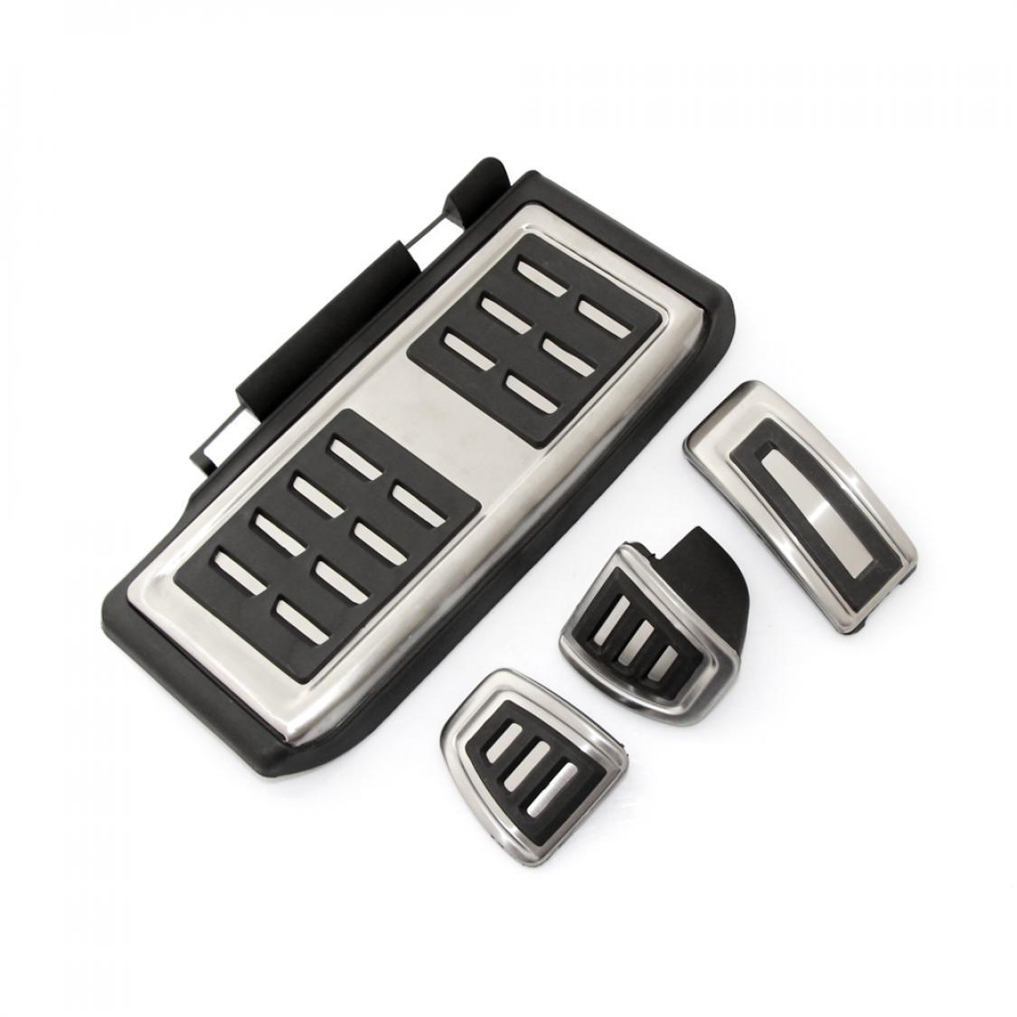 pedal pedale pedalkappen pedalgummi passend f r vw golf 7. Black Bedroom Furniture Sets. Home Design Ideas