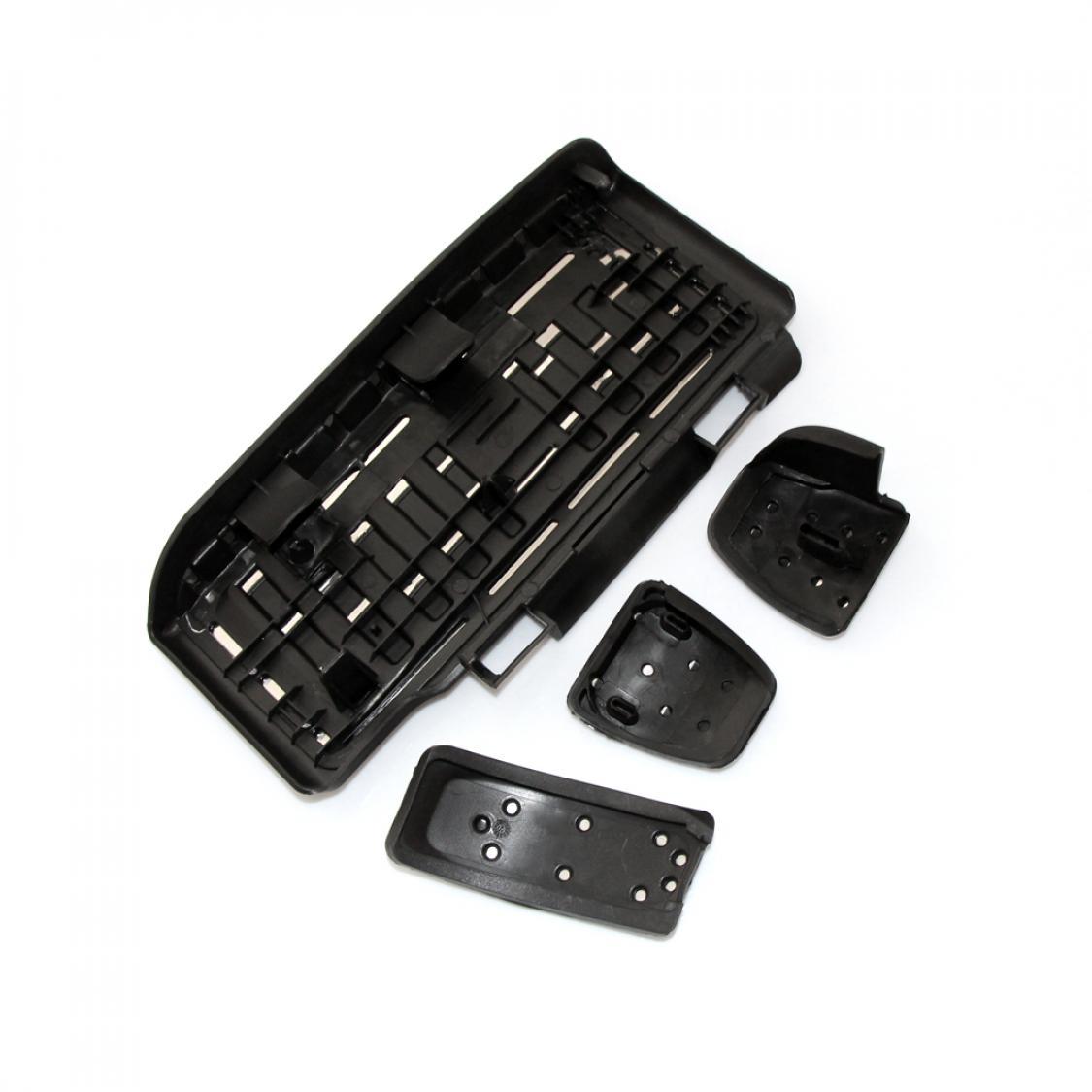 pedal pedale pedalkappen pedalgummi passend f r vw golf 7 gti gtd r line manuel eur 31 49. Black Bedroom Furniture Sets. Home Design Ideas